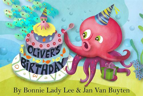 OLIVER'S BIRTHDAY (BOARD BOOK)
