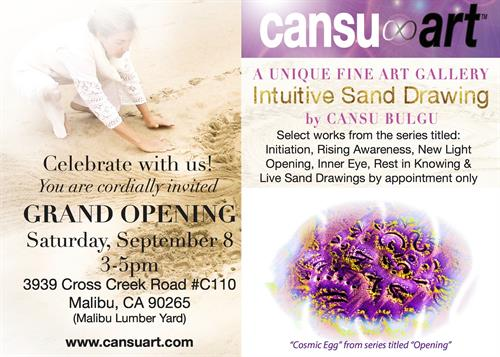 CANSU8ART GRAND OPENING CELEBRATION
