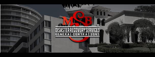 MSB General Contractors & Disaster Recovery Services