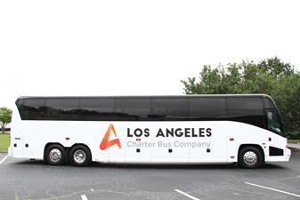 Los Angeles Charter Bus Company