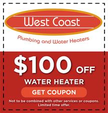 West Coast Plumbing Solutions And Water Heater