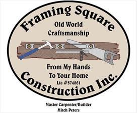 Framing Square Construction