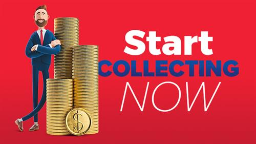 Start Collecting Now