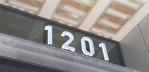 1201 N. Clark LED Sign