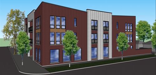 6246-52 N Pulaski Ave. Development
