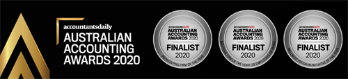Accounting Awards 2020 - Finalists