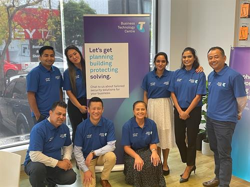 TBTC Sydney City Business Solutions Team
