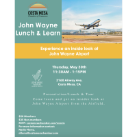 2019 John Wayne Lunch & Learn