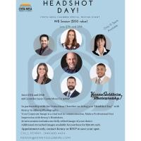 2019 Professional HeadShot Day with Kenny Goldberg