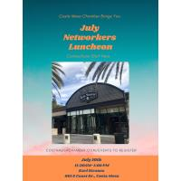 2019 July Networker's Luncheon