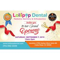 2019 Lollipop Dental Grand Opening