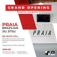 2019 Praia Brazilian Jiu Jitsu Grand Opening