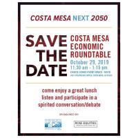 Costa Mesa Economic Roundtable