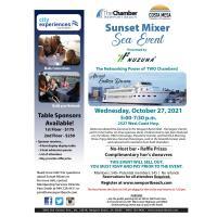 2021 Sunset Networking Mixer Boat Cruise