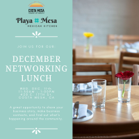 2019 Networker's Luncheon December