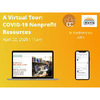 Virtual Tour: OneOC's COVID-19 Nonprofit Resources