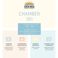 2020 Chamber 101 - November