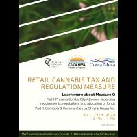 Retail Cannabis Tax & Regulation Measure