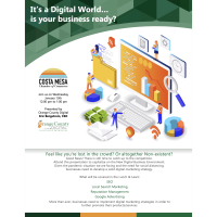2021 Lunch & Learn: It's a Digital World, Is Your Business Ready?