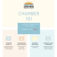 2021 Chamber 101 - February