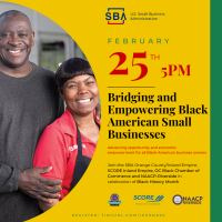 Bridging and Empowering Black American Small Business