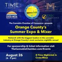 Orange County Summer Cannabis Expo & Mixer
