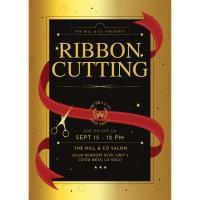 The Hill and Co. Hair Salon Ribbon Cutting