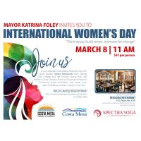 2019 International Women's Day Luncheon