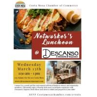 2019 Networker's Luncheon March
