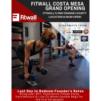 2019 Fitwall Ribbon Cutting