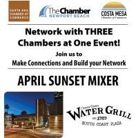 2019 Tri-Chamber Mixer Watergrill