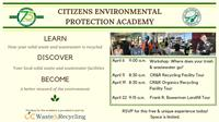 Workshop: Where does your trash & wastewater go?