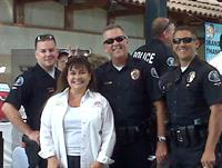 Public Safety Recognition Day -Chairwoman Patty Mason