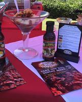 We love to participate in charity events. Our BBQ Briskettini is a fan favorite.
