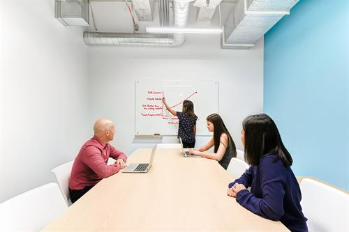 Private On-Demand Conference Room