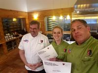 Winners in Wisconsin Cheese Board Competition