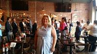 Orange County Hispanic Chamber of Commerce breakfast meeting at Hectors restaurant