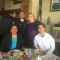 Balboa Yacht Club with Orange County Hispanic Chamber of Commerce