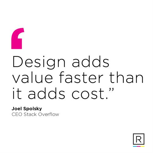 Design adds value