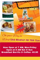 Great Mex Grill LLC - Costa Mesa