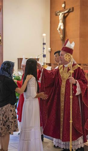 Faith Formation - Youth Confirmation
