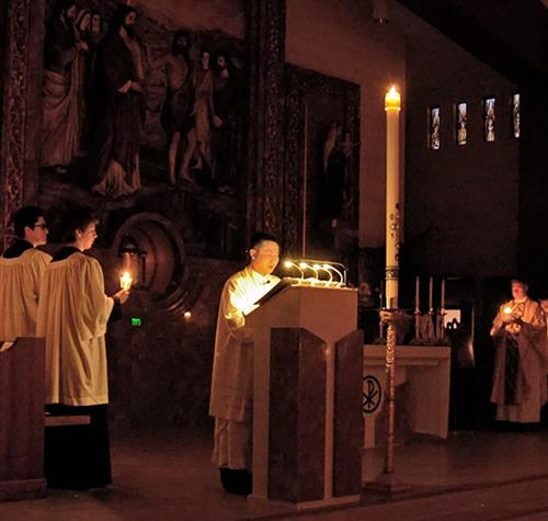 Worship - Easter Vigil