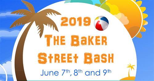 "Community - Enjoy our parish festival, the ""Baker Street Bash!"" every June!"