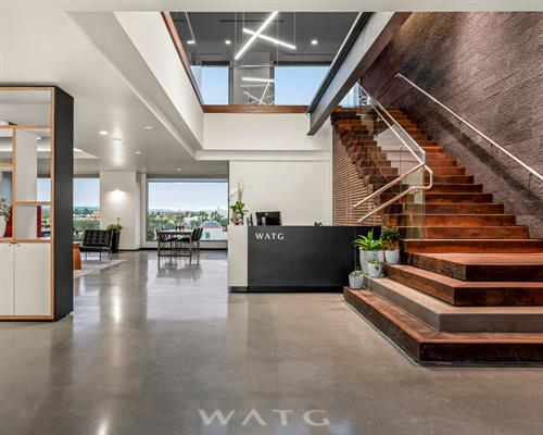 WATG Corporate Offices - Irvine, CA