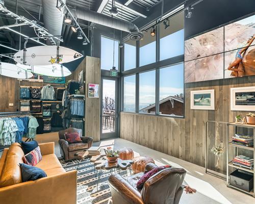 Boardriders Flagship Store - Malibu, CA