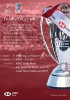 HSBC Trophy Tour