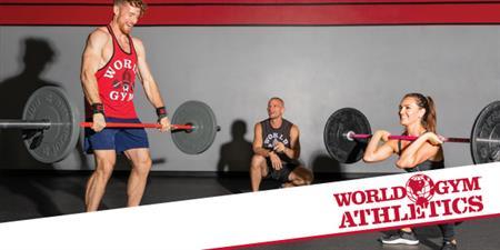 World Gym Athletics Costa Mesa