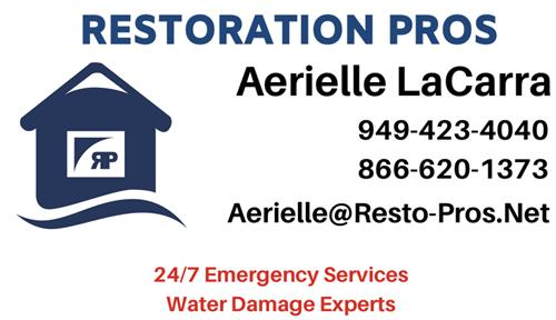Call me for any questions, concerns, or your free evaluation