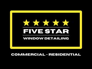 Five Star Window Detailing LLC
