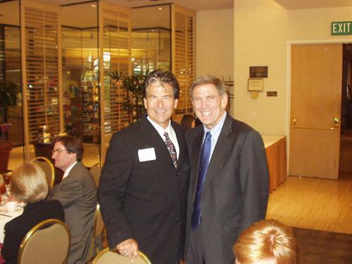 with Judge David Carter, USDC